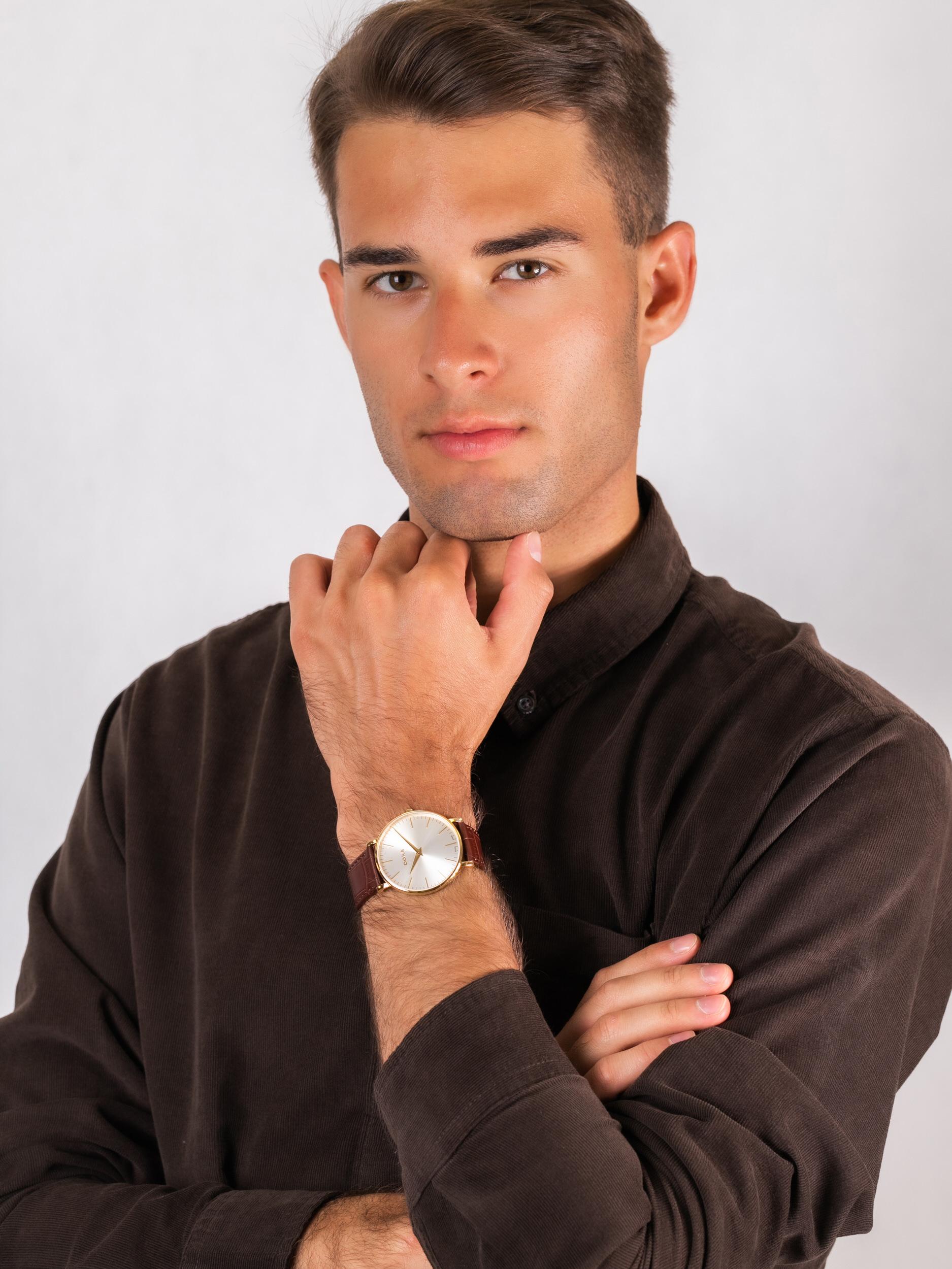 Doxa 173.30.021.02 zegarek męski D-Light