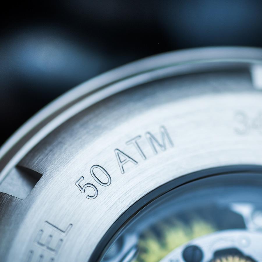 Epos 3441.135.25.15.55 zegarek srebrny klasyczny Sportive pasek