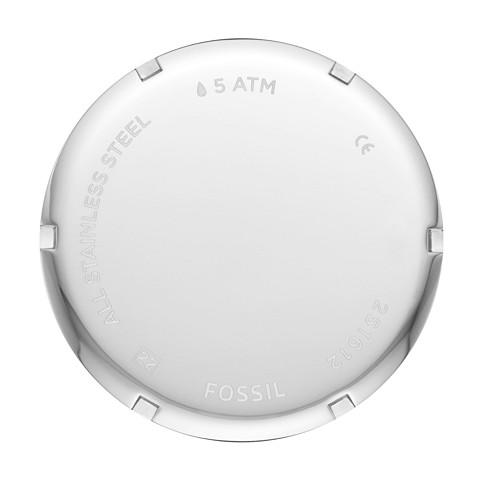 Fossil FS5509 zegarek srebrny fashion/modowy Barstow bransoleta