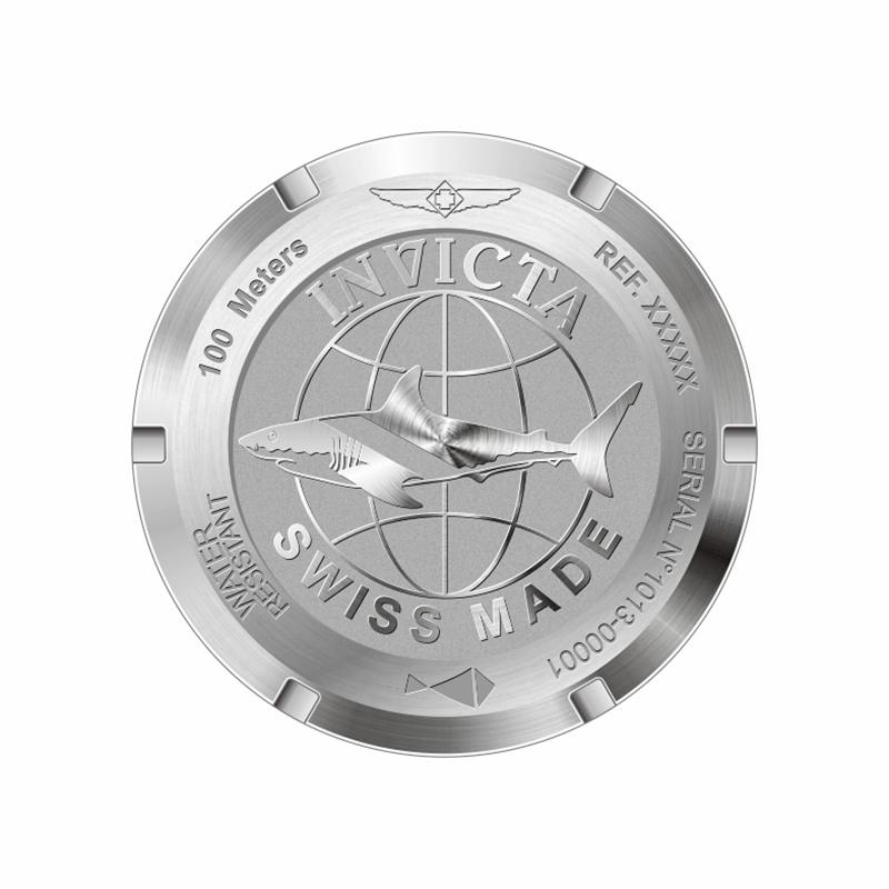 Invicta 25807 męski zegarek Pro Diver bransoleta