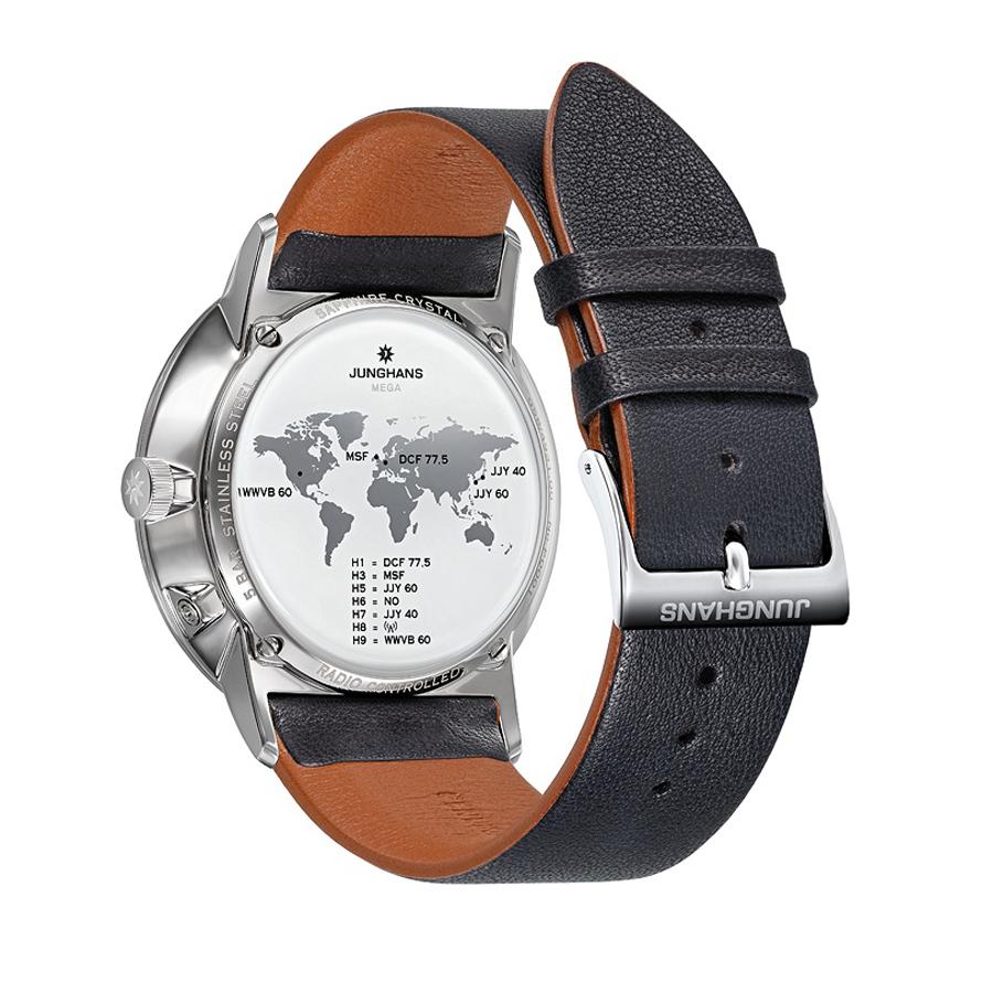 Junghans 058/4931.00 męski zegarek Form pasek