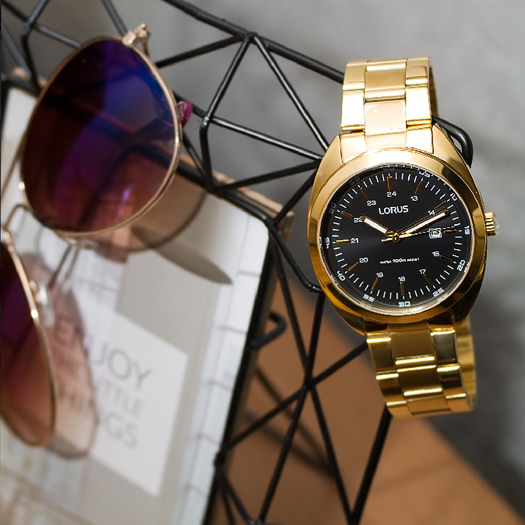 Lorus RH908LX9 zegarek męski Klasyczne