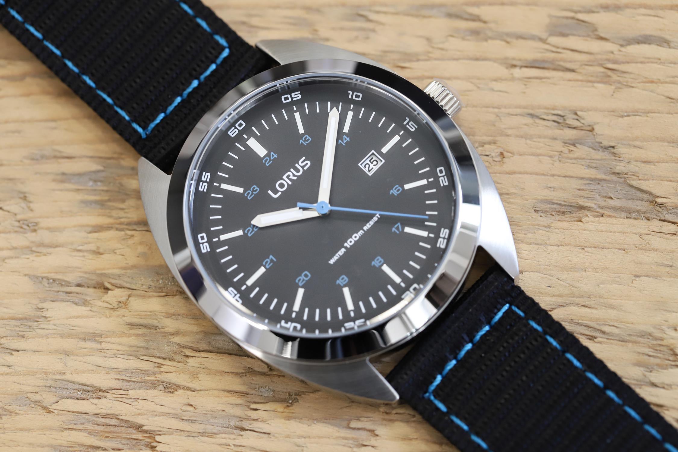 Lorus RH953KX9 zegarek klasyczny Klasyczne