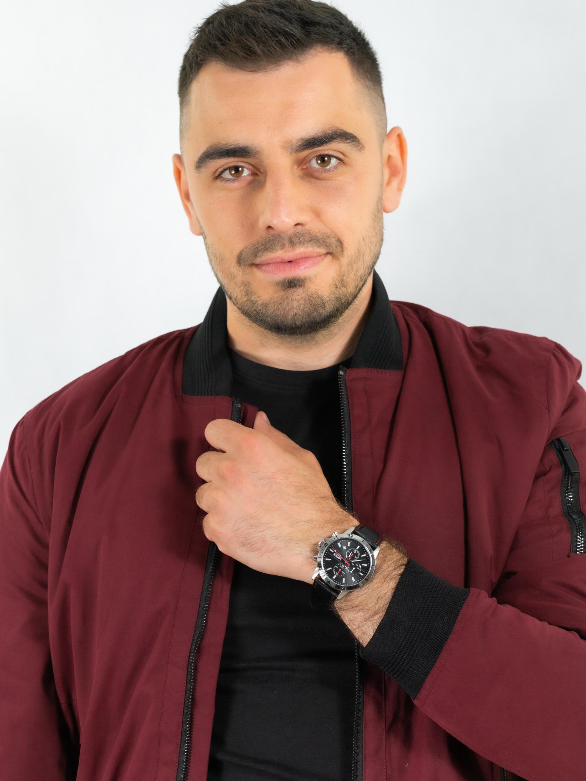 Lorus RM313FX9 zegarek męski Klasyczne