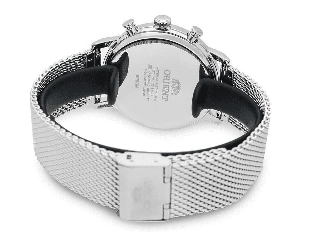 Orient RA-KV0401L10B Classic zegarek męski sportowy mineralne