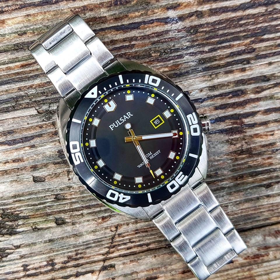 Pulsar PG8283X1 zegarek klasyczny Klasyczne