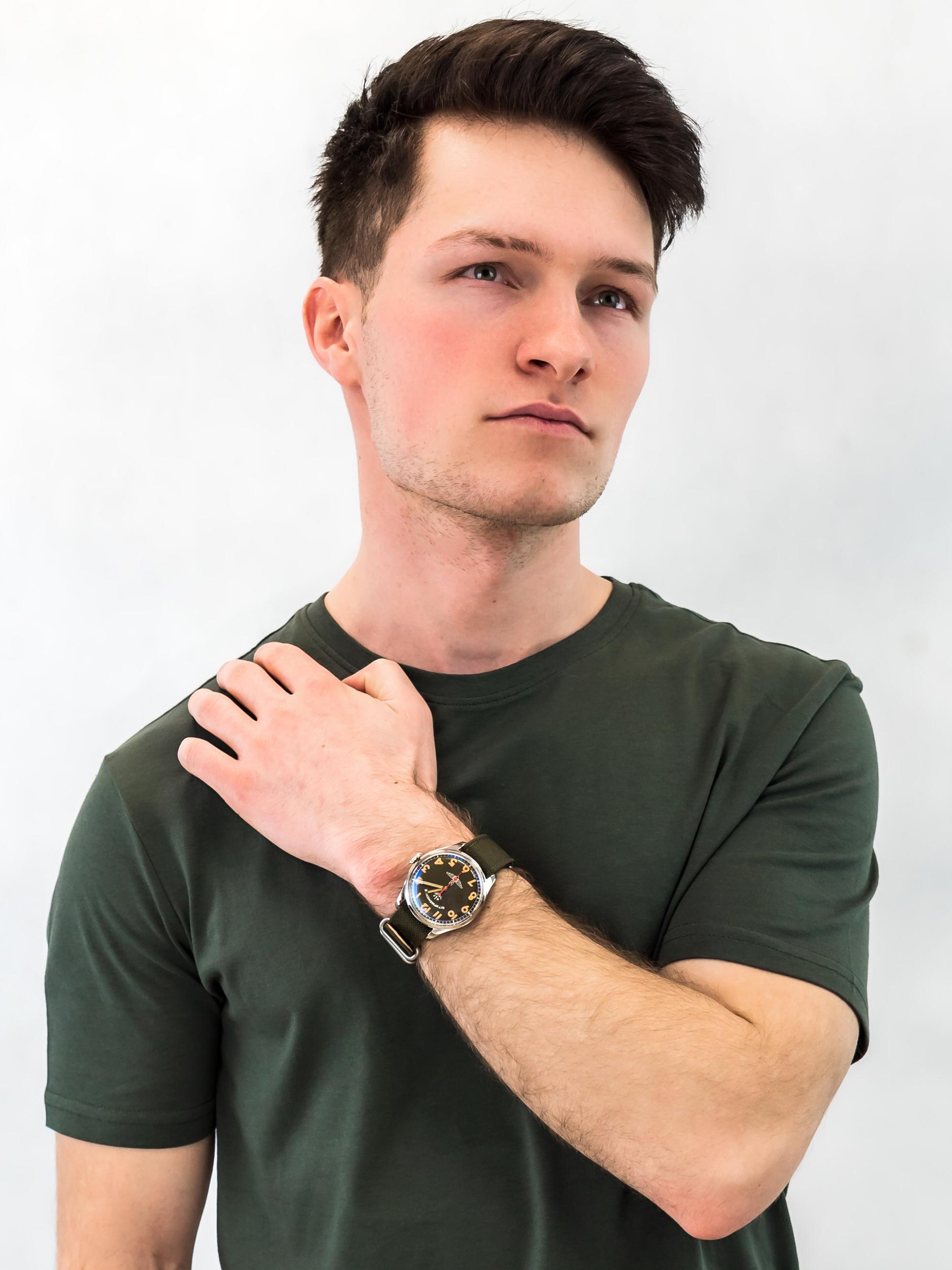 Sturmanskie 2416-3805145 zegarek męski GAGARIN