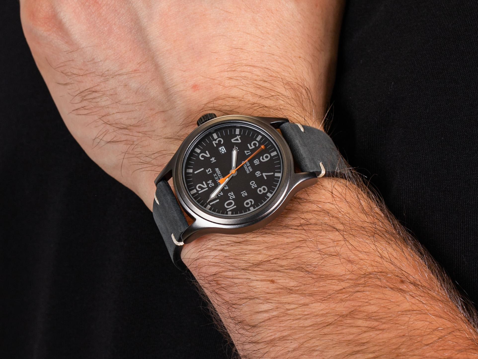 Timex TW4B01900 Expedition Scout zegarek klasyczny Expedition