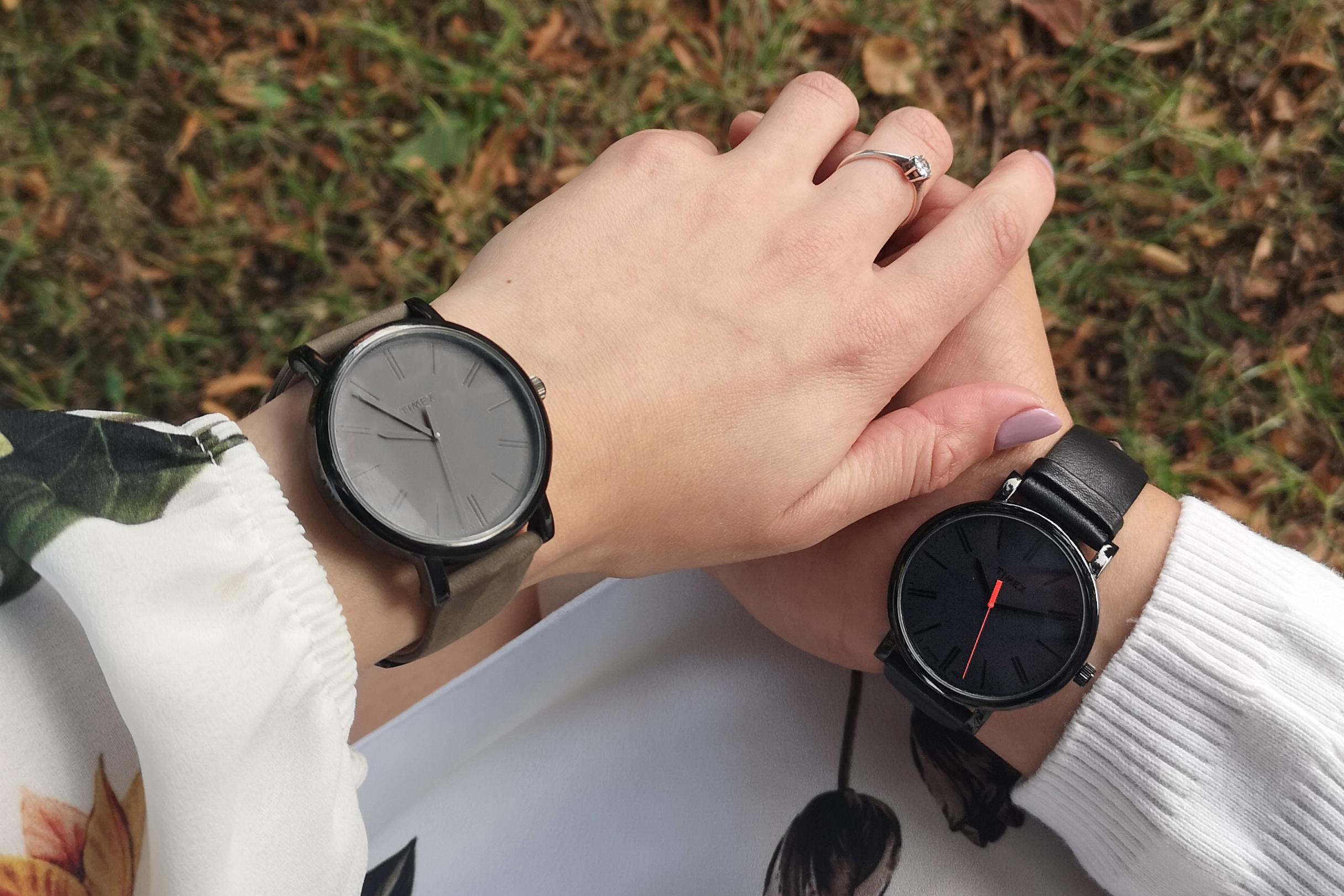Timex T2N794 zegarek męski klasyczny Originals pasek