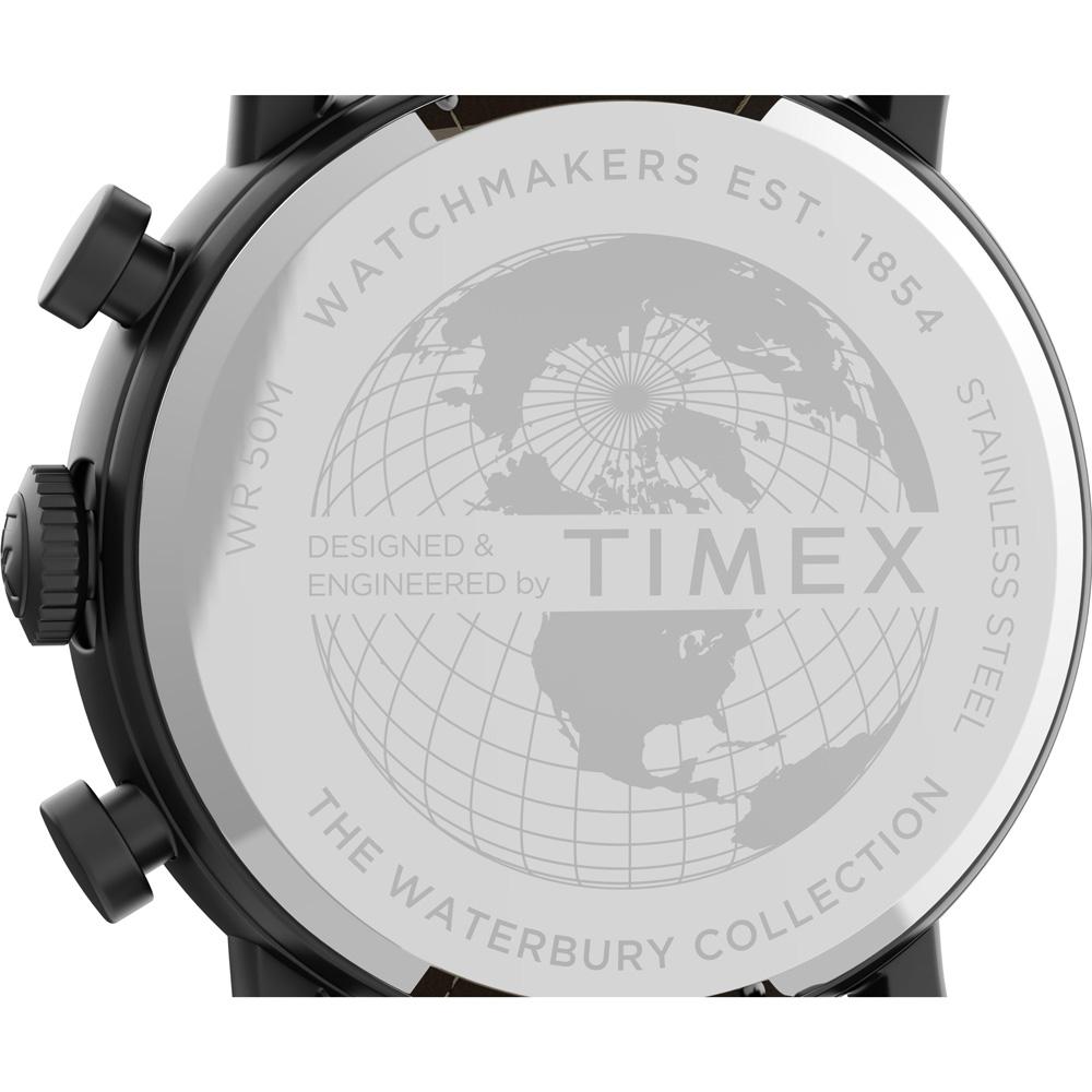 zegarek Timex TW2U02100 czarny Port