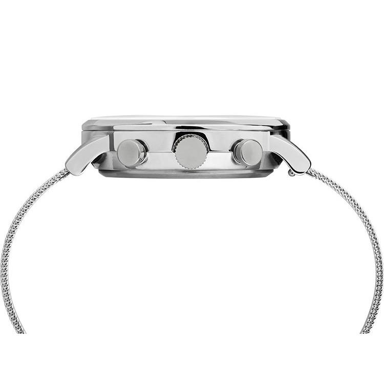 Timex TW2T36600 zegarek srebrny fashion/modowy Waterbury bransoleta