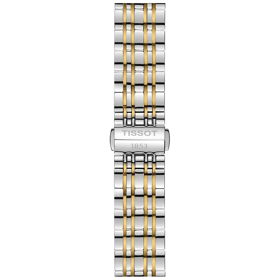 Tissot T085.410.22.011.00 męski zegarek Carson bransoleta