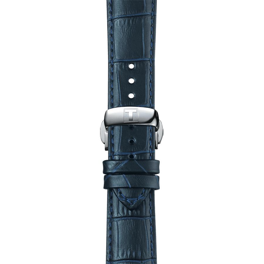Tissot T099.407.16.048.00 męski zegarek Chemin des Tourelles pasek