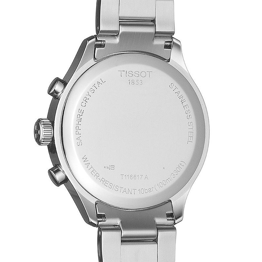 Tissot T116.617.11.047.01 CHRONO XL zegarek sportowy Chrono XL