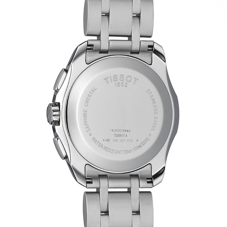 Tissot T035.617.11.051.00 COUTURIER CHRONOGRAPH zegarek sportowy Couturier