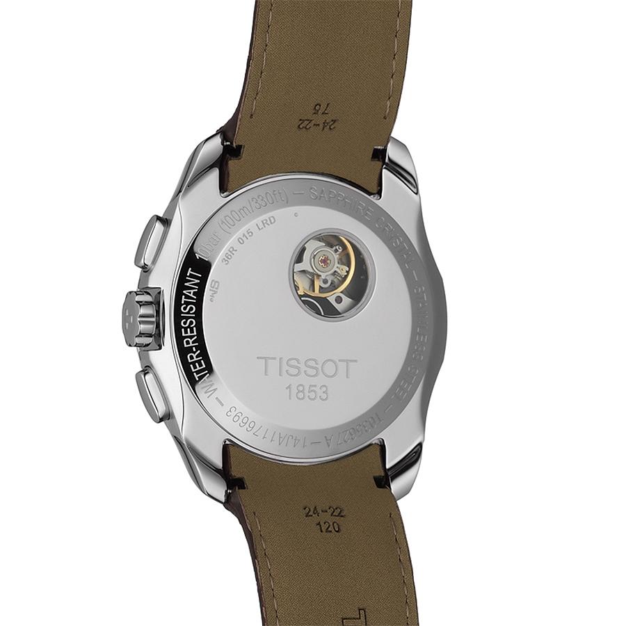 Tissot T035.627.16.031.00 COUTURIER AUTOMATIC CHRONOGRAPH zegarek sportowy Couturier
