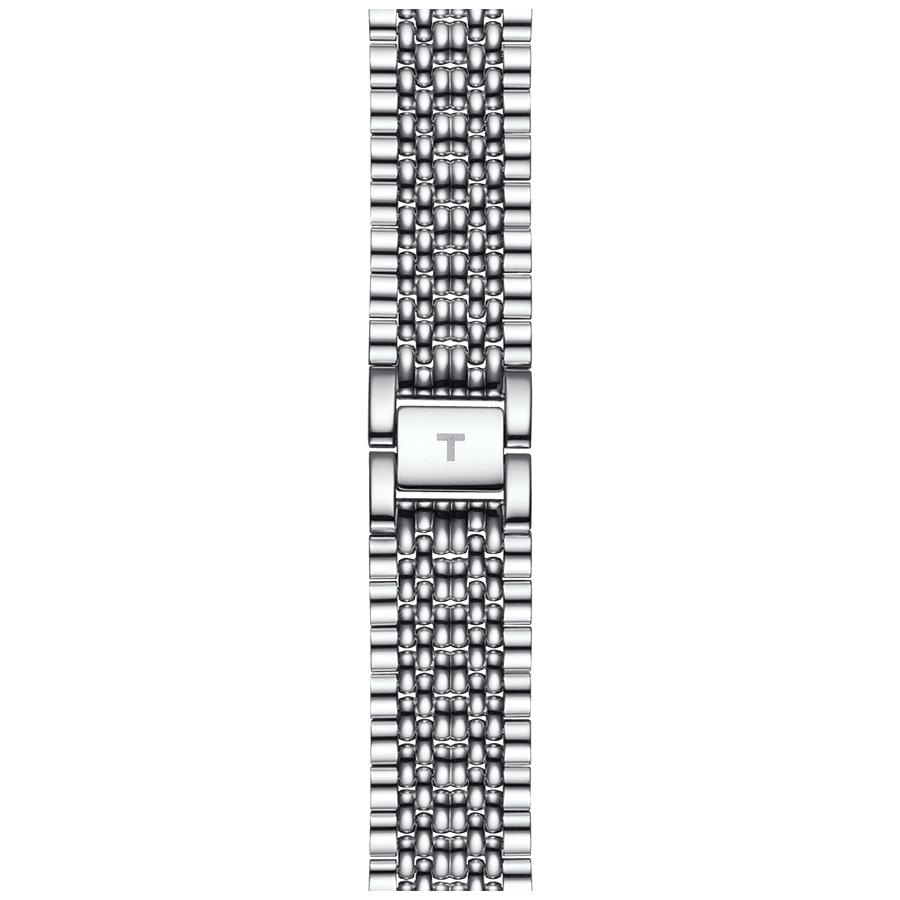 zegarek Tissot T109.407.11.031.00 srebrny Everytime
