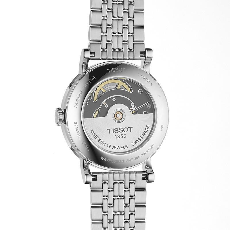 zegarek Tissot T109.407.11.031.00 automatyczny męski Everytime EVERYTIME SWISSMATIC