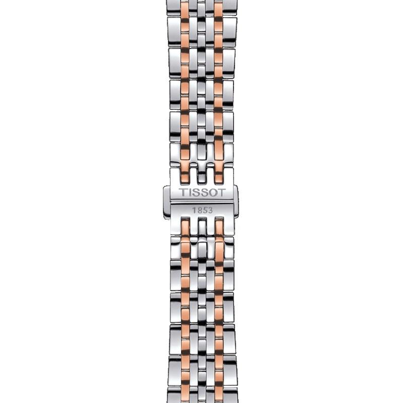 Tissot T006.407.22.033.00 męski zegarek Le Locle bransoleta