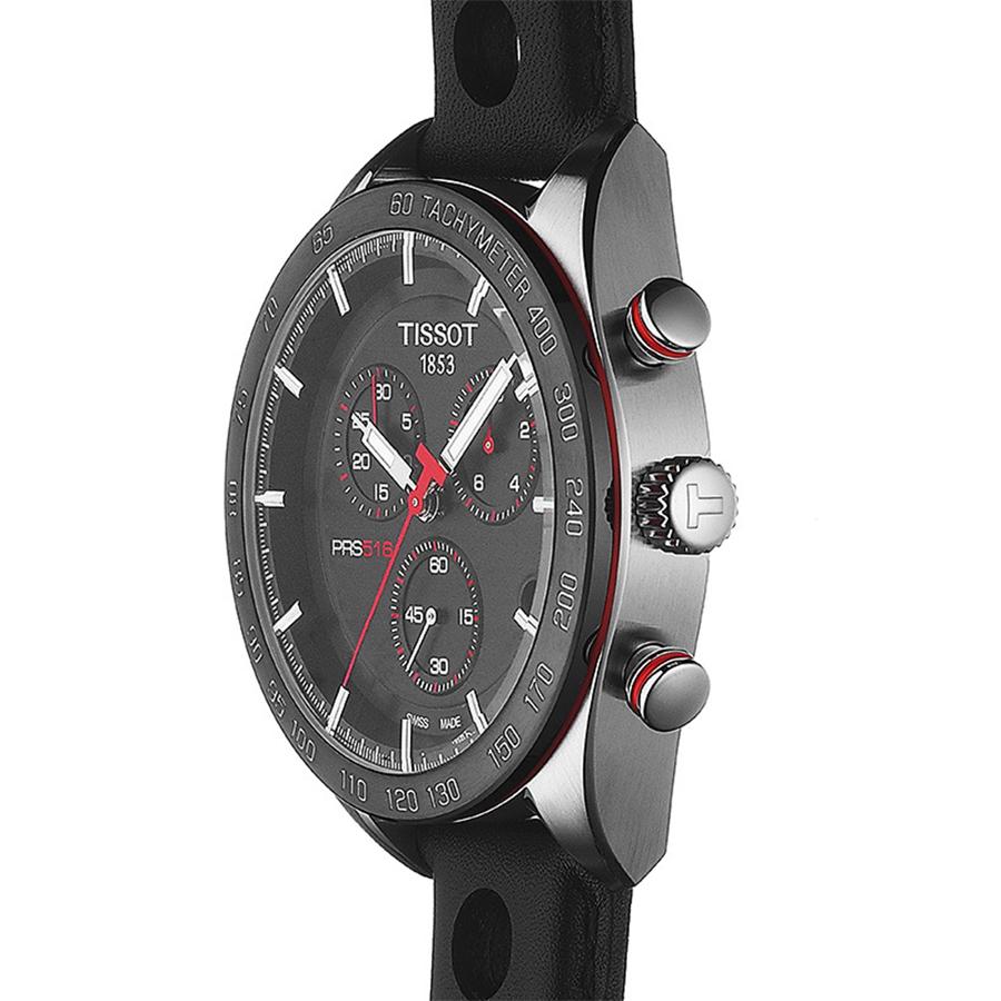 Tissot T100.417.16.051.00 PRS 516 CHRONOGRAPH zegarek klasyczny PRS 516