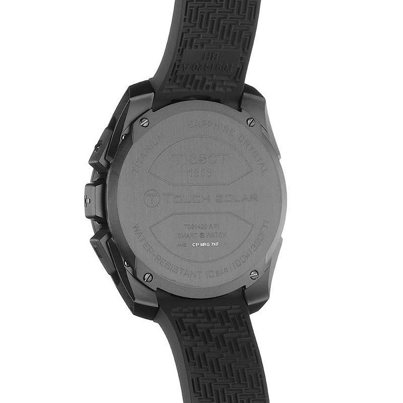 Tissot T091.420.47.057.01 T-TOUCH EXPERT SOLAR zegarek sportowy T-TOUCH EXPERT SOLAR
