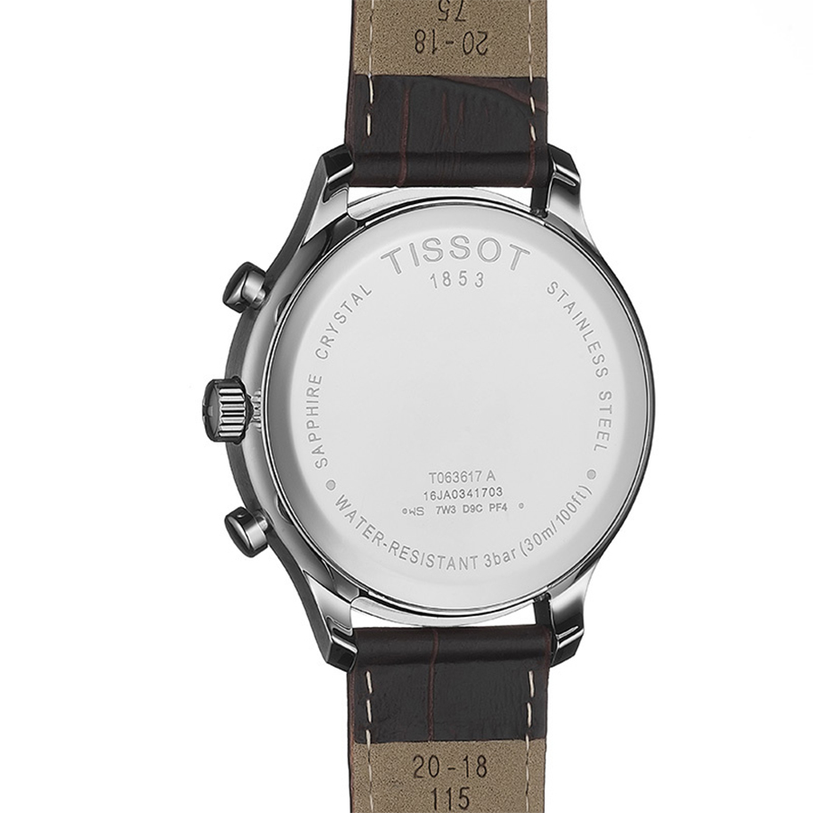 Tissot T063.617.16.037.00 TRADITION CHRONOGRAPH zegarek klasyczny Tradition