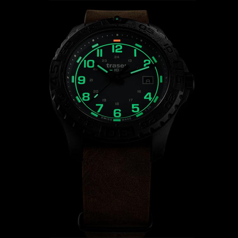 Traser TS-109036 męski zegarek P96 Outdoor Pioneer pasek