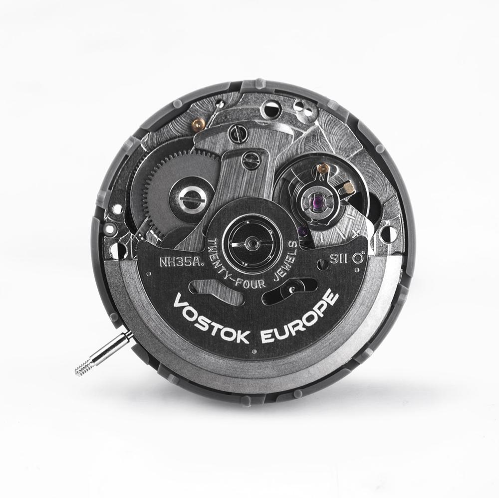 zegarek Vostok Europe NH35A-575A279 automatyczny męski Energia Rocket Energia Rocket Multifunctional