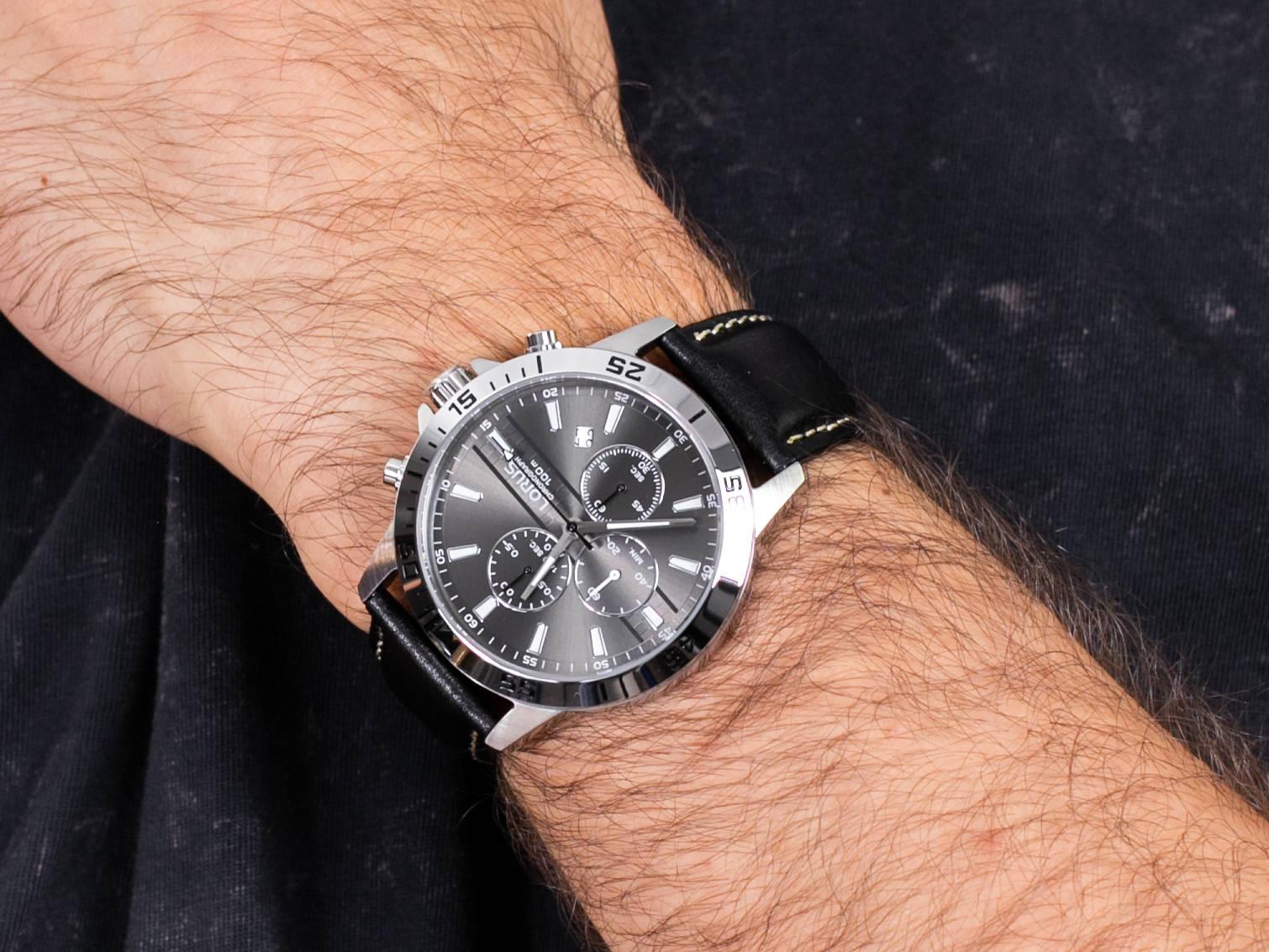 Lorus RM315FX9 zegarek sportowy Klasyczne