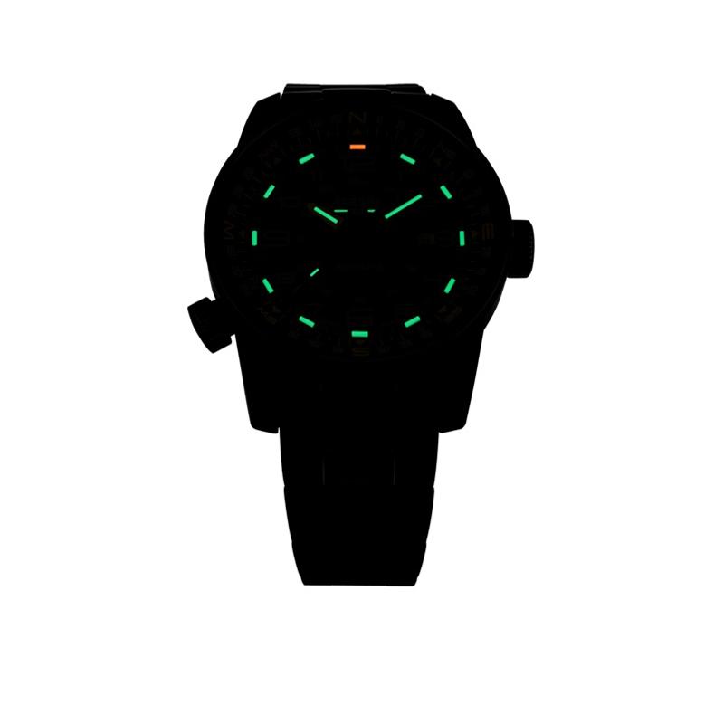 zegarek Traser TS-109523 P68 Pathfinder Automatic Blue męski z kompas P68 Pathfinder Automatic