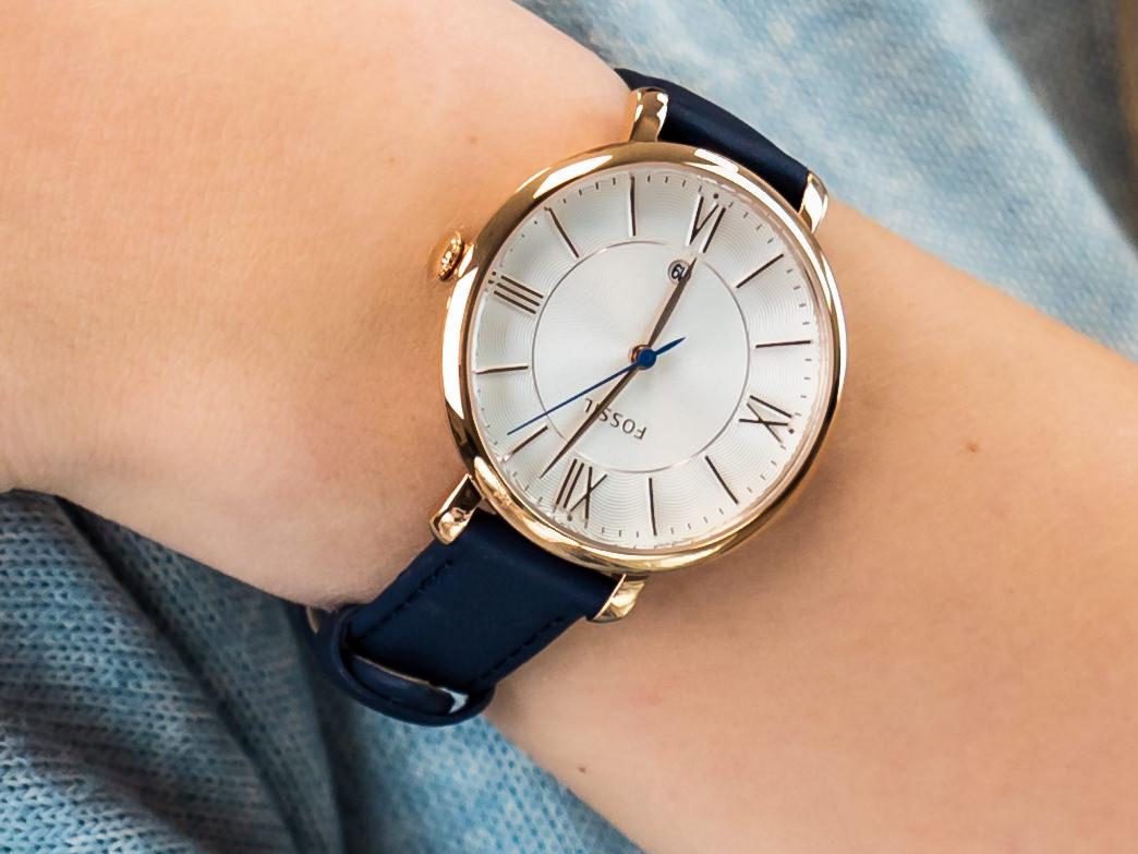 Fossil ES3843 JACQUELINE zegarek klasyczny Jacqueline