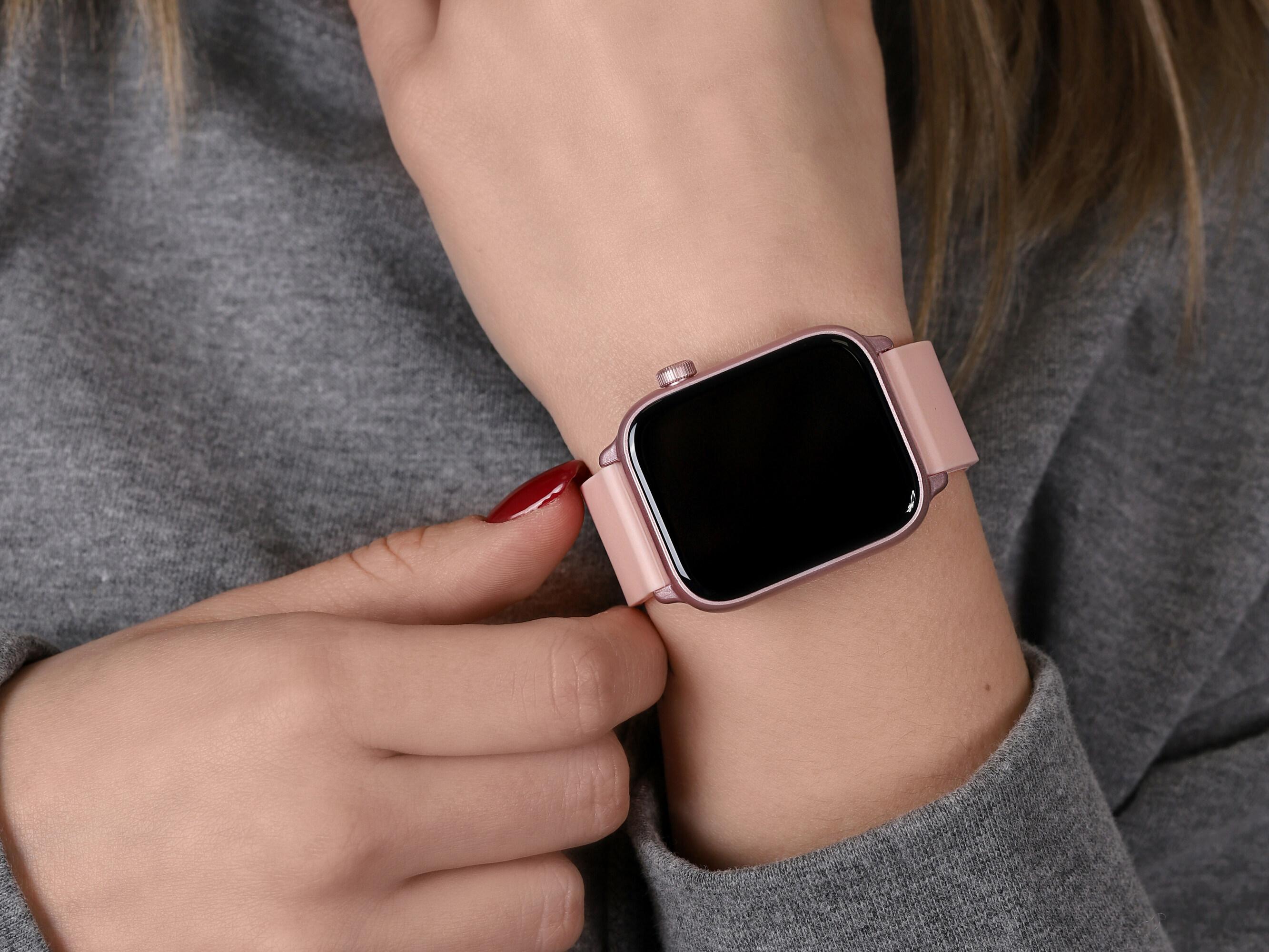 zegarek Rubicon RNCE57RIBX05AX damski z krokomierz Smartwatch