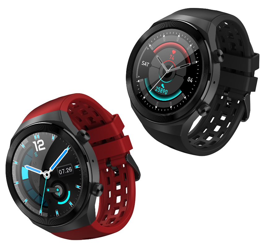 zegarek SMARUB064 kwarcowy męski Smartwatch
