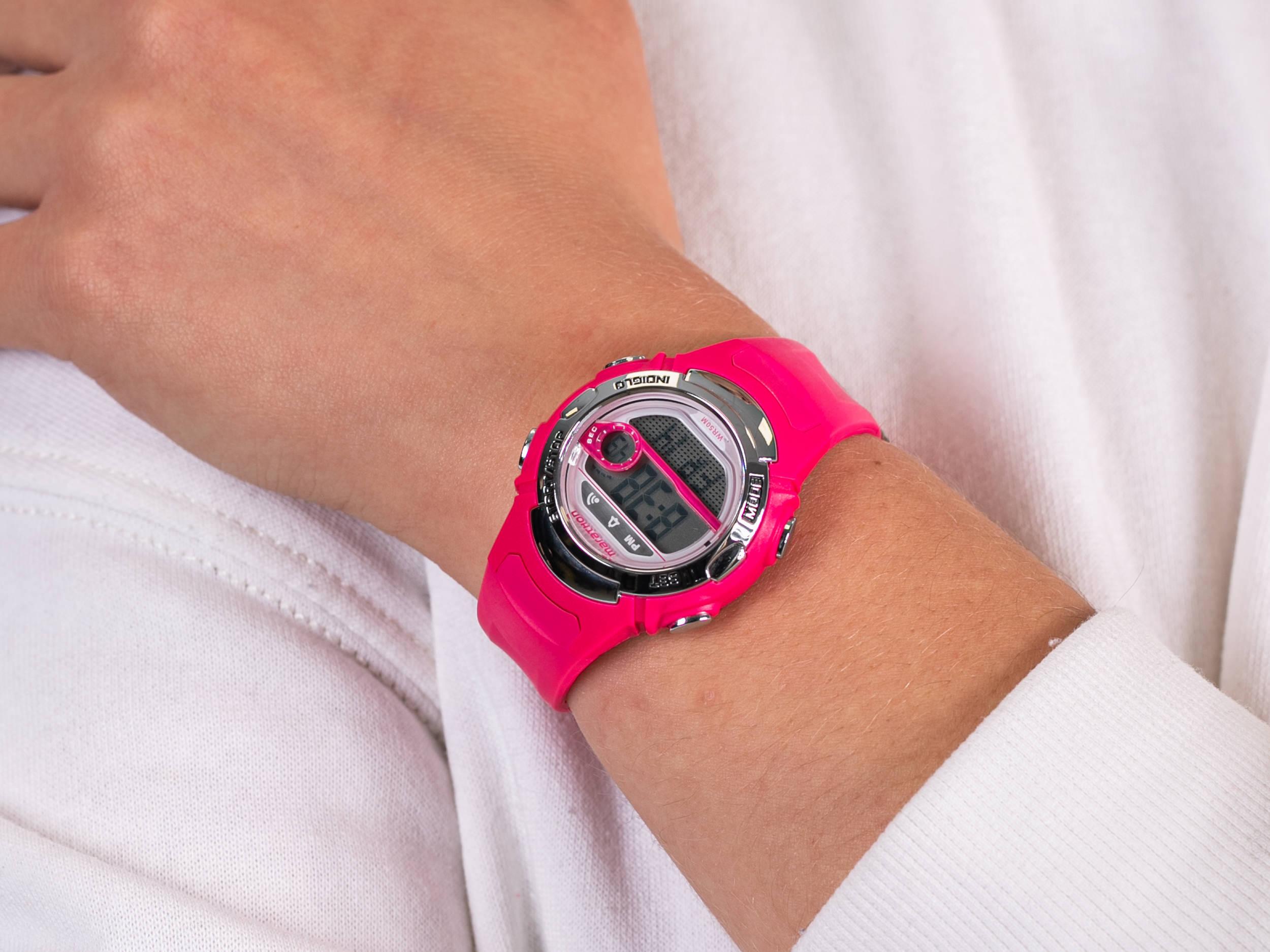 Timex T5K771 zegarek sportowy Marathon