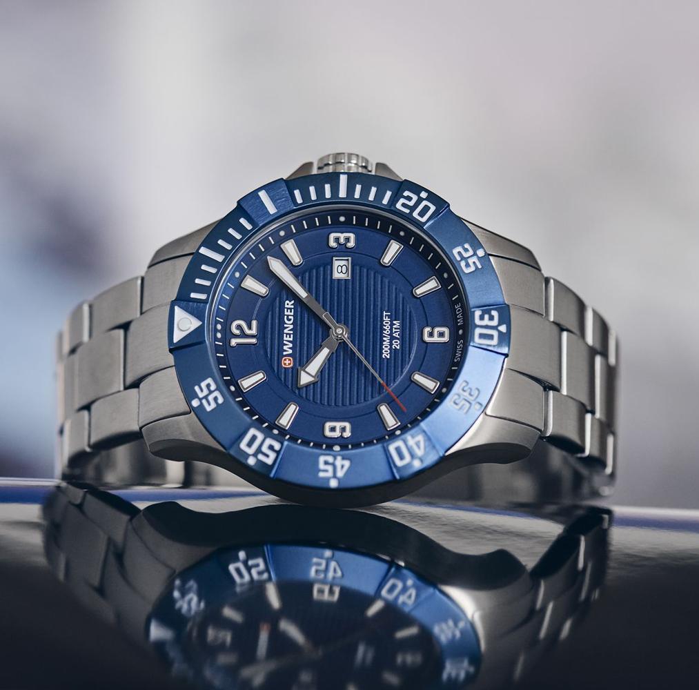 Wenger 01.0641.133 Seaforce zegarek sportowy Seaforce