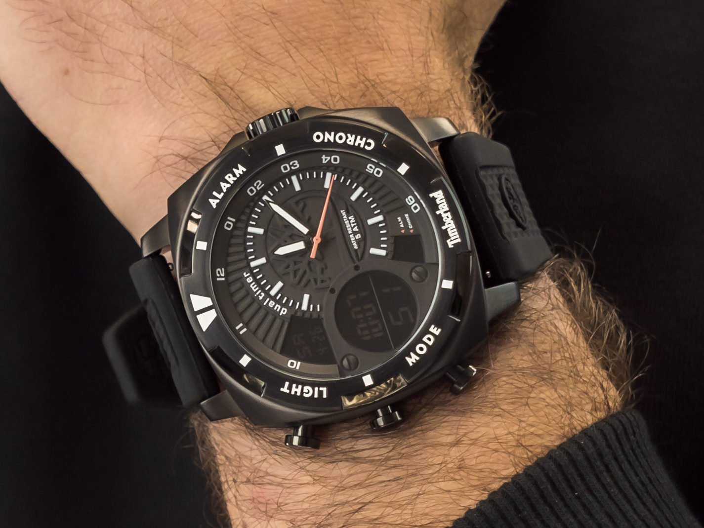 Timberland TBL.15517JSB-02P HINSDALE zegarek sportowy Hinsdale