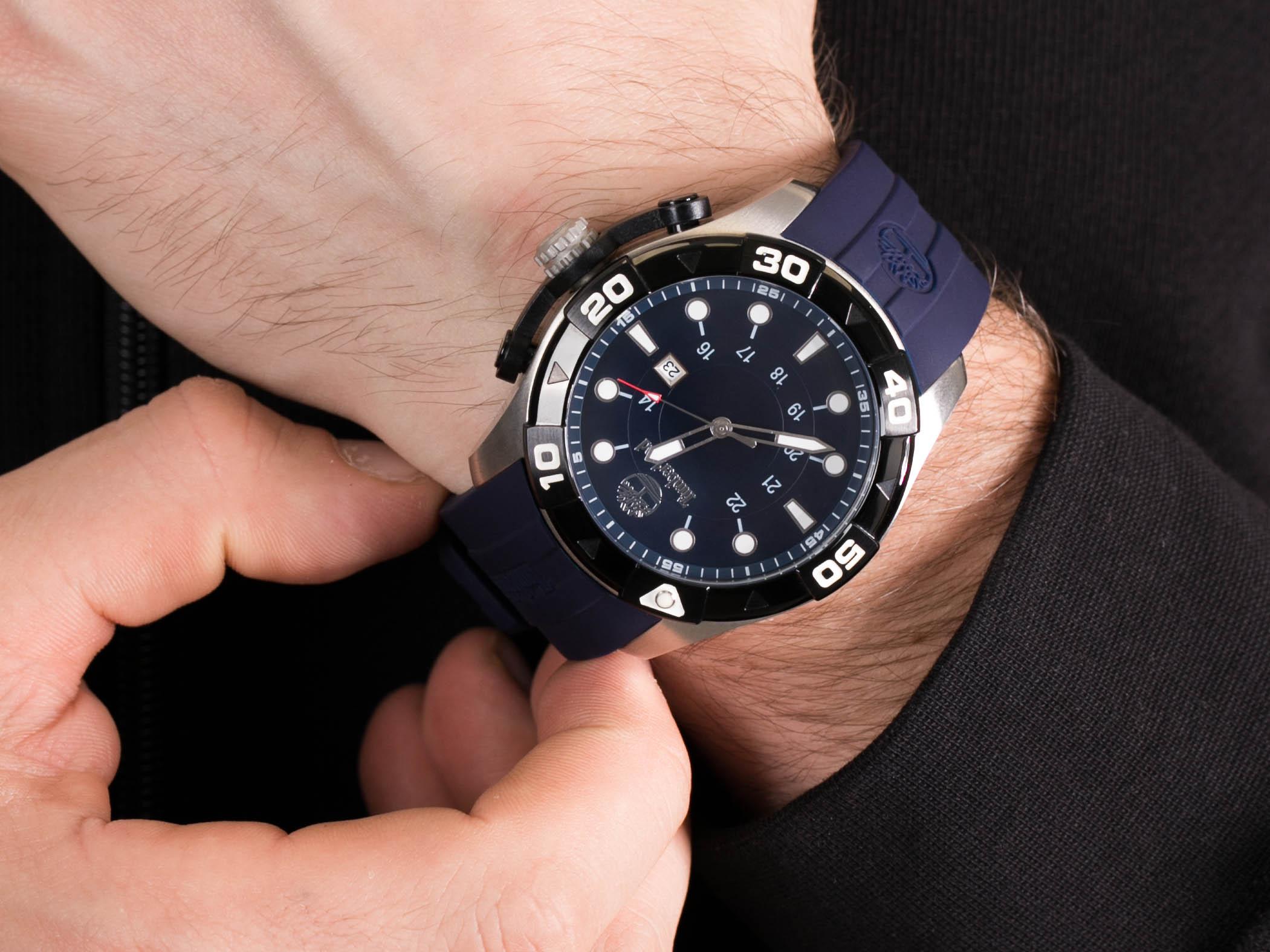 Timberland TBL.14108JSTB-03 Arlington Sport sportowy zegarek srebrny
