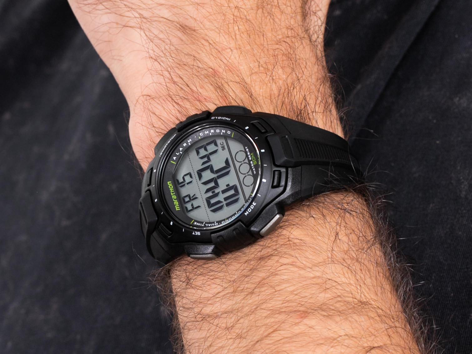Timex TW5K94800 Marathon zegarek sportowy Marathon