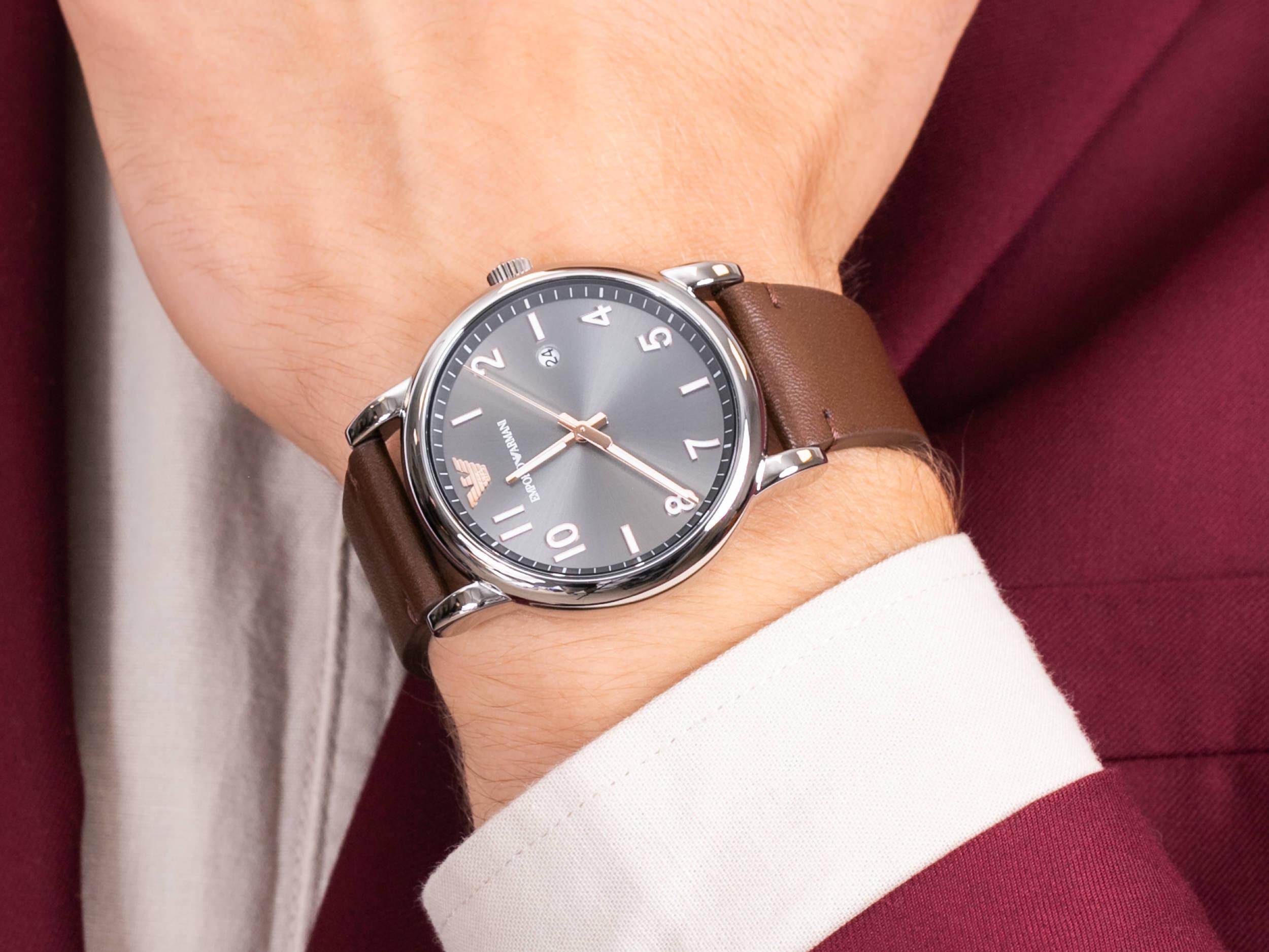 Emporio Armani AR11175 zegarek fashion/modowy Sports and Fashion