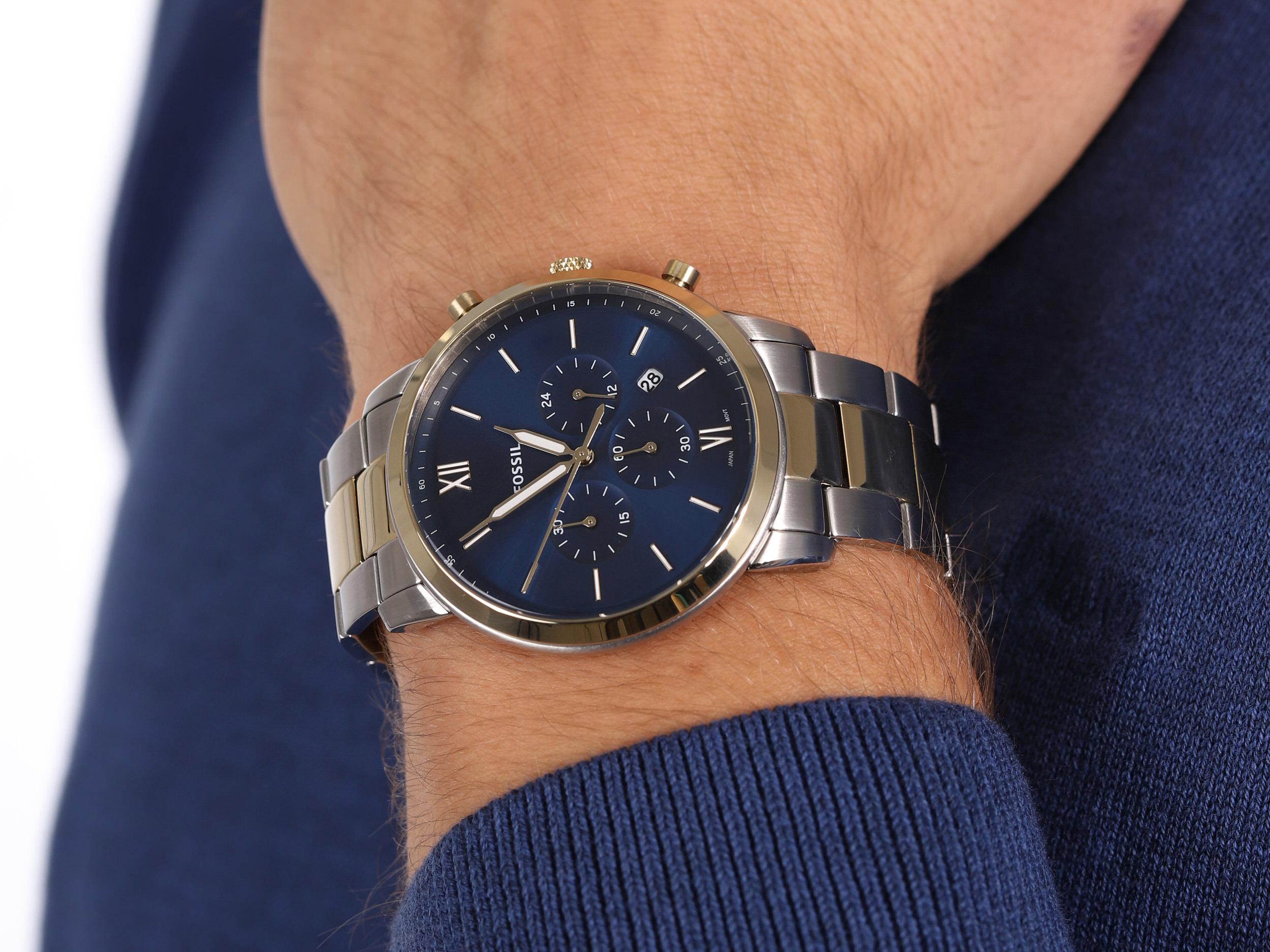 Fossil FS5706 NEUTRA zegarek klasyczny Neutra