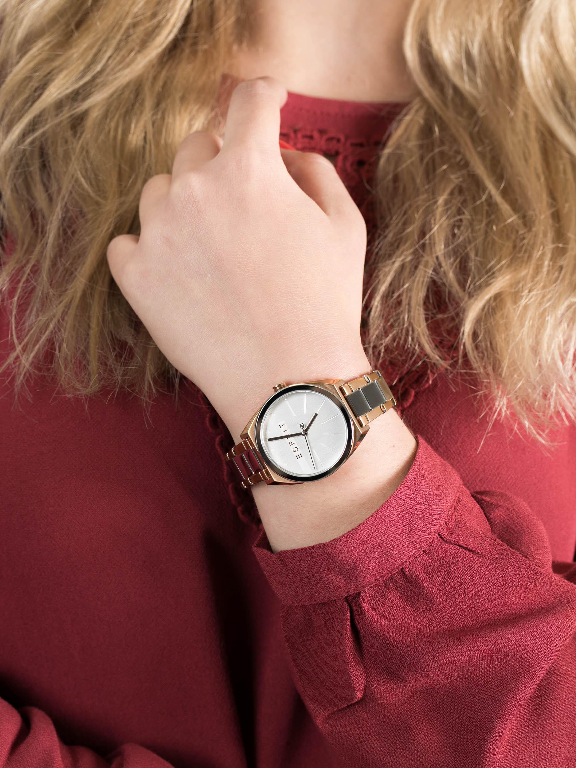 Esprit ES1L056M0085 damski zegarek Damskie bransoleta