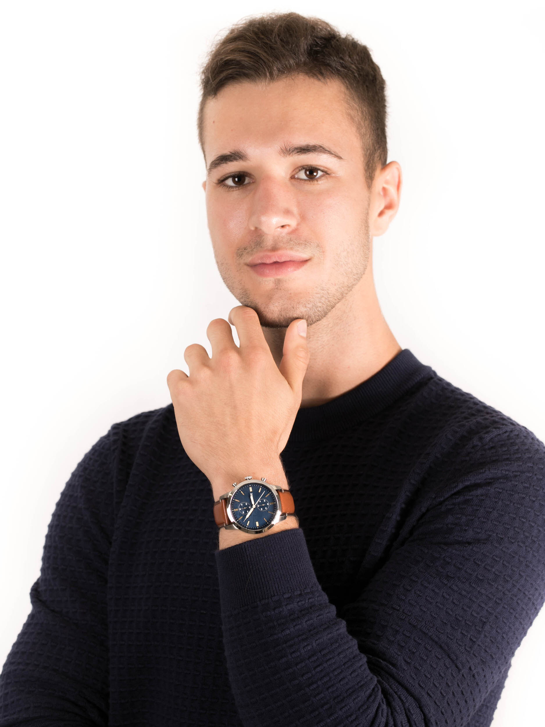 Fossil FS5279 zegarek męski Townsman