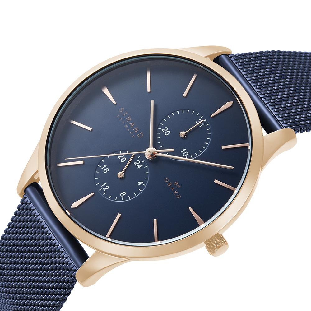 zegarek Strand S703GMVLML kwarcowy męski Beaufort