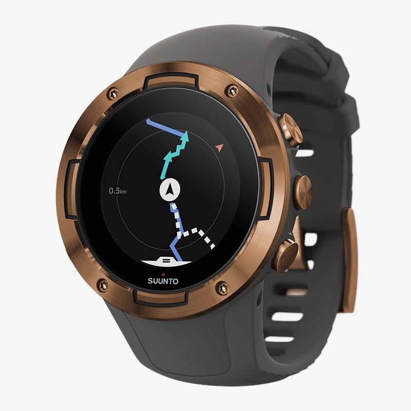 zegarek Suunto SS050302000 różowe złoto Suunto 5
