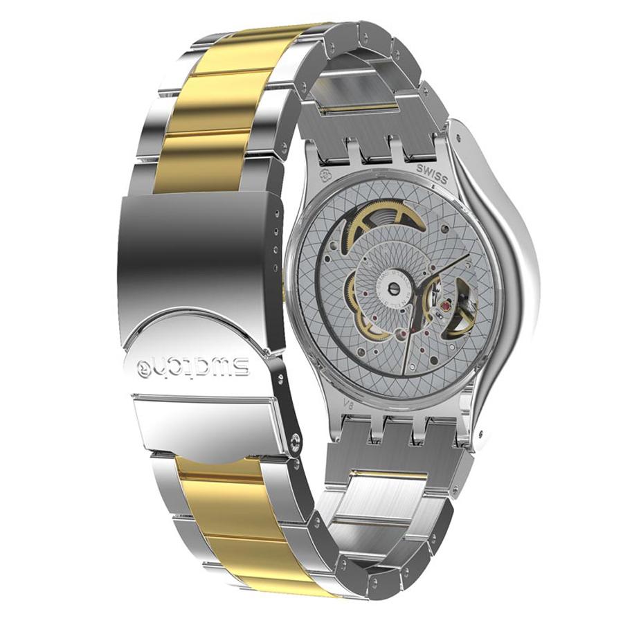 Swatch YIS429G zegarek męski Sistem 51