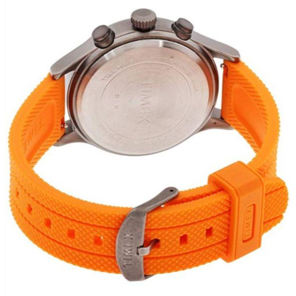 Timex TWG018000 zegarek szary sportowy Allied pasek