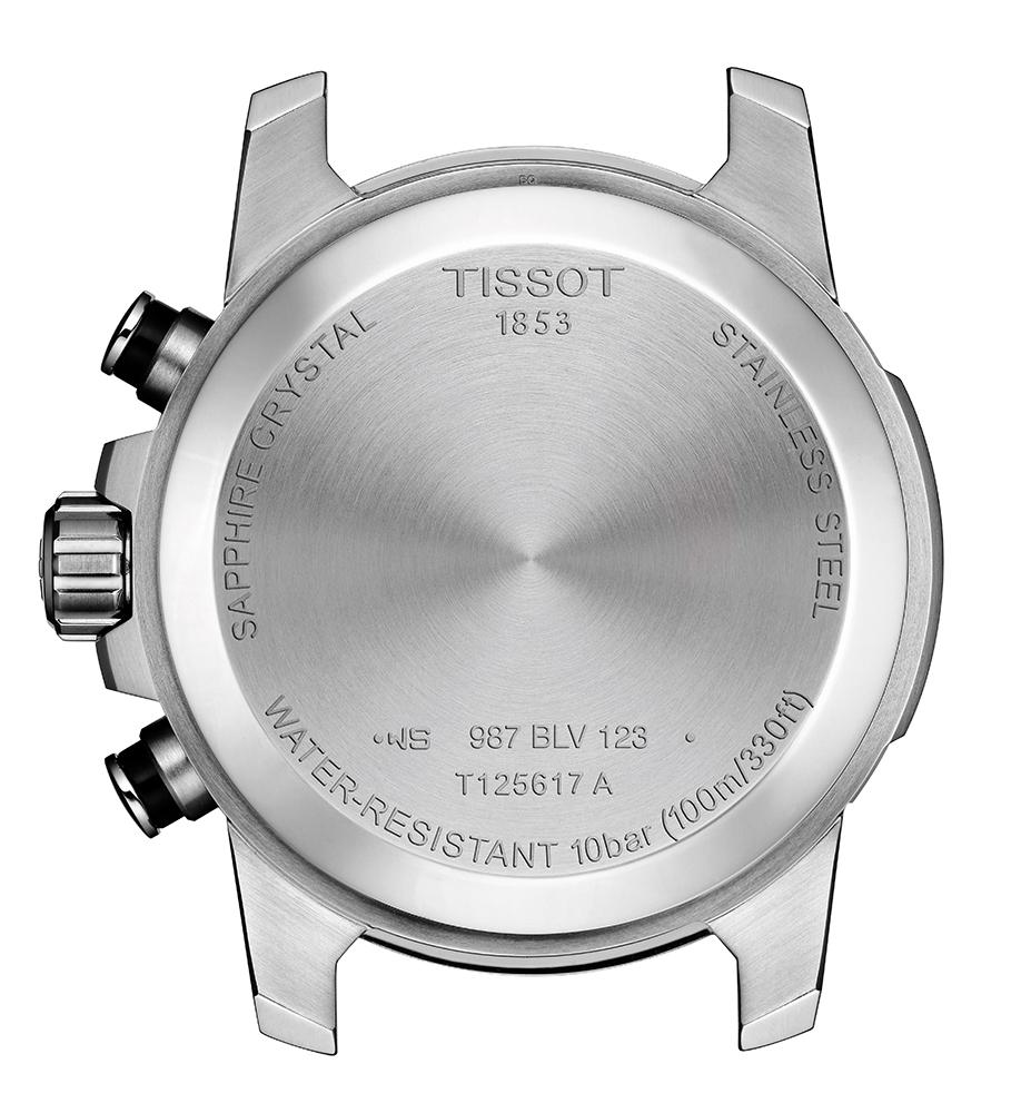 zegarek T125.617.17.051.03 męski z tachometr Supersport Chrono