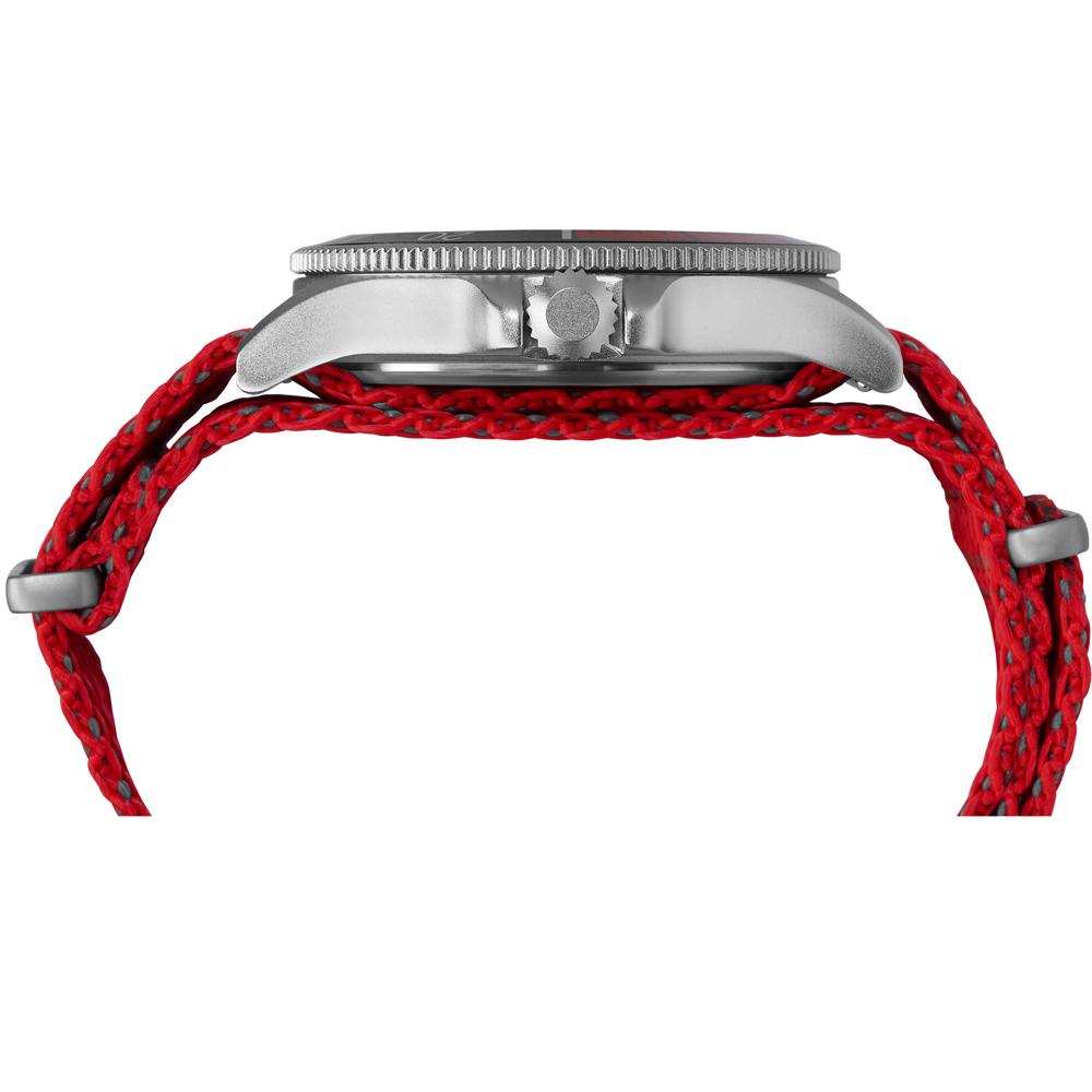 Timex TW2T30300 zegarek srebrny fashion/modowy Allied pasek