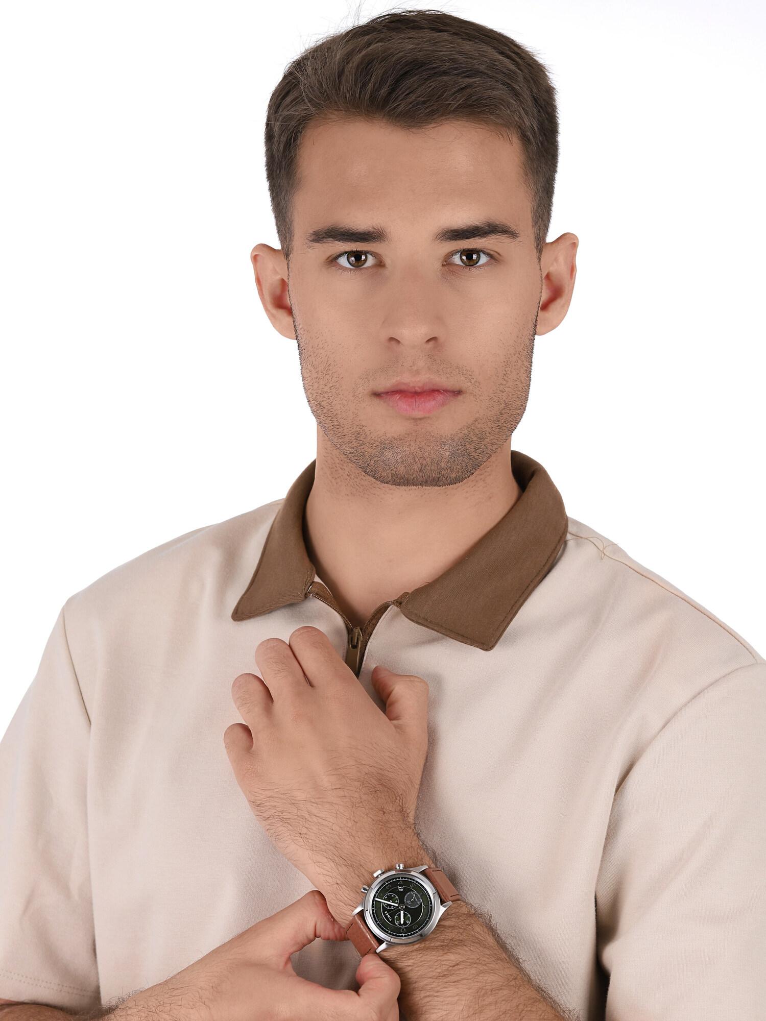 zegarek Timex TW2U90700 kwarcowy męski Waterbury Waterbury