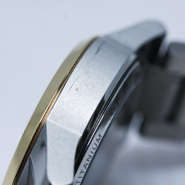 zegarek Tissot T087.207.55.297.00-POWYSTAWOWY srebrny Titanium